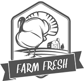 farm fresh turkey for thanksgiving